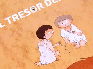 "El conte infantil ""El tresor del Biel"""