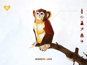 MONKEYSINLOVE ART